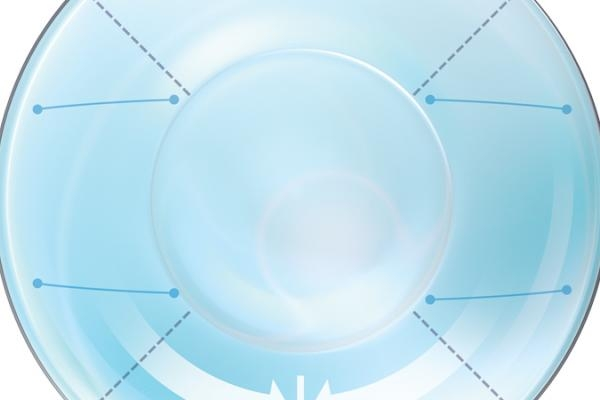 Optimised toric lens geometry™